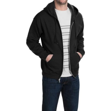 Gildan 50/50 Full-Zip Hoodie (For Men and Women)