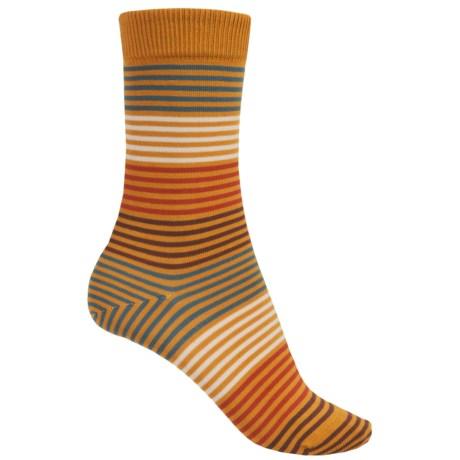 Falke Stripes Socks - Crew (For Women)