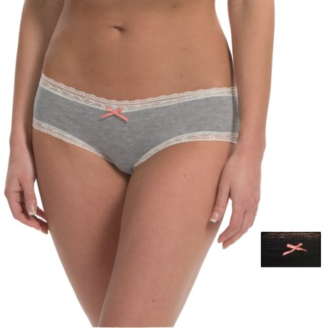 Marilyn Monroe Lace-Trim Panties - Hipster, 2-Pack (For Women)