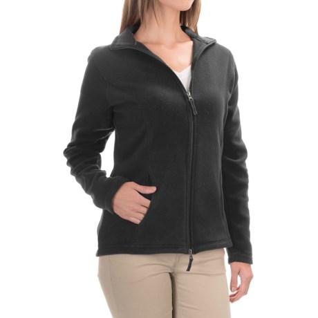 Fitted Fleece Jacket (For Women)