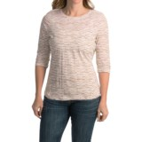 FDJ French Dressing Baby Cloud Stripe Shirt - 3/4 Sleeve (For Women)