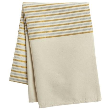 """ACME Party Box Metallic Stripe Picnic Blanket - 70x47"""""""
