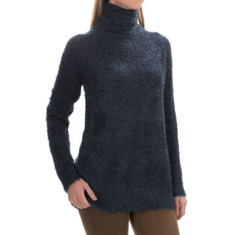 FDJ French Dressing Funnel Neck Sweater (For Women)