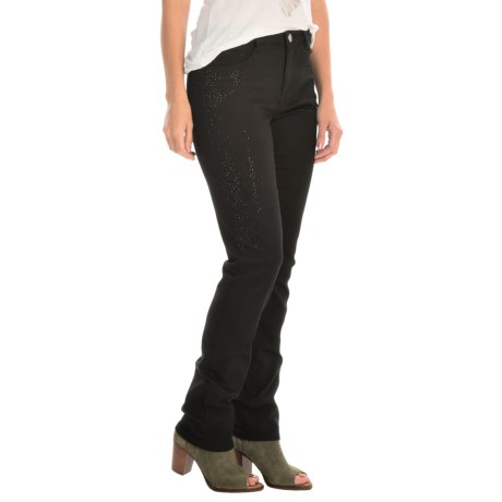 FDJ French Dressing Olivia Multi Bling Supreme Jeans - Slim Leg (For Women)