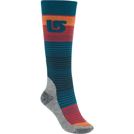 Burton Scout Snowboard Socks - Over the Calf (For Women)