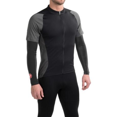 Castelli Lycra® Cycling Arm Warmers