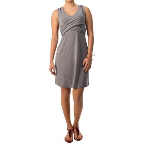 Crossover Dress - Sleeveless (For Women)