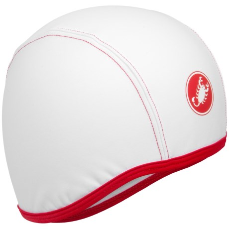 Castelli Thermo Skully Cycling Cap (For Men)