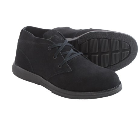 Skechers On-the-Go Kasual Chukka Boots - Leather (For Men)