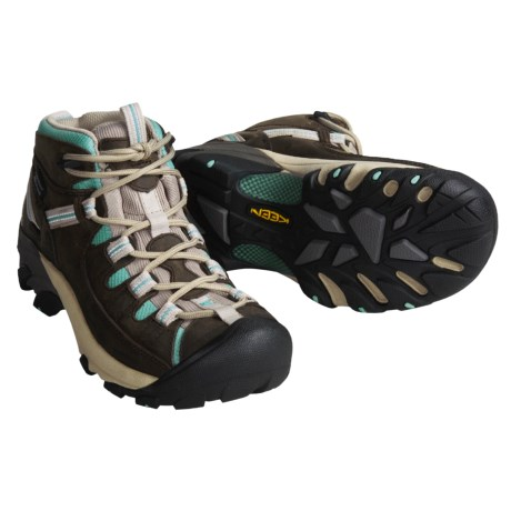Keen Targhee II Trail Shoes - Waterproof, Leather (For Women)