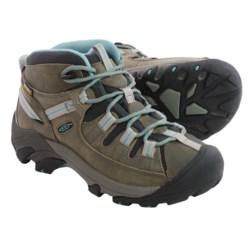 Keen Targhee II Trail Shoes - Waterproof, Leather (For Women)