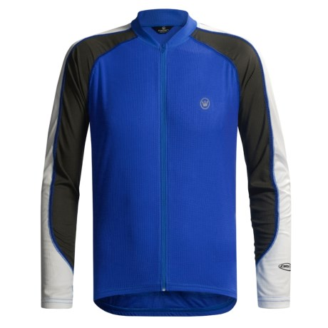 Canari Hammer Core Cycling Jersey - Long Sleeve (For Men)