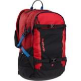 Burton Dayhiker Pro Flame 28L Backpack