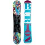 Burton Feelgood Flying V Snowboard (For Women)