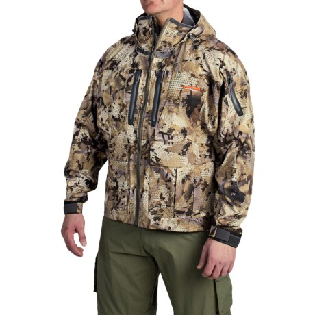 Sitka Delta Wading Gore-Tex® Jacket - Waterproof (For Men)