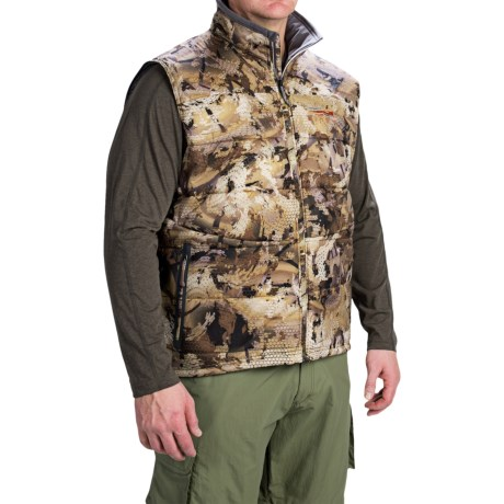 Sitka Kelvin Vest - Insulated (For Men)