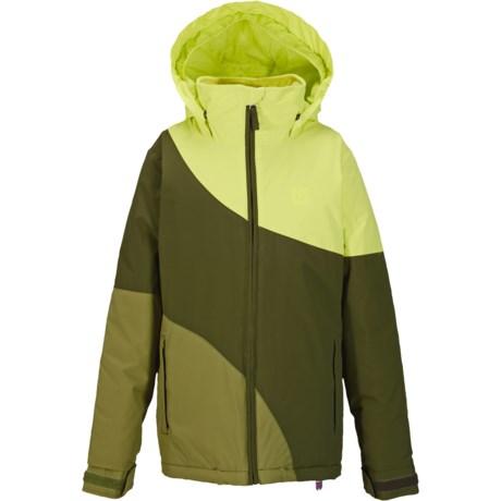 Burton Hart Jacket - Waterproof, Insulated (For Little and Big Girls)