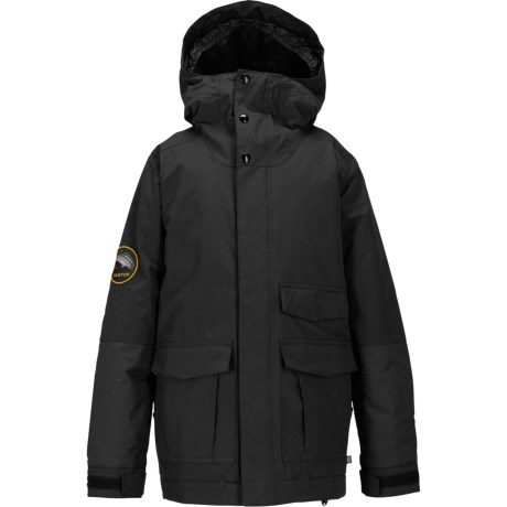 Burton Atlas Snowboard Jacket - Waterproof, Insulated (For Little and Big Boys)