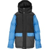 Burton Tundra Puffy Jacket - Waterproof, Insulated (For Little and Big Boys)