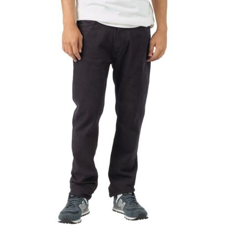 Burton B77 Slim Jeans - Low Rise (For Men)