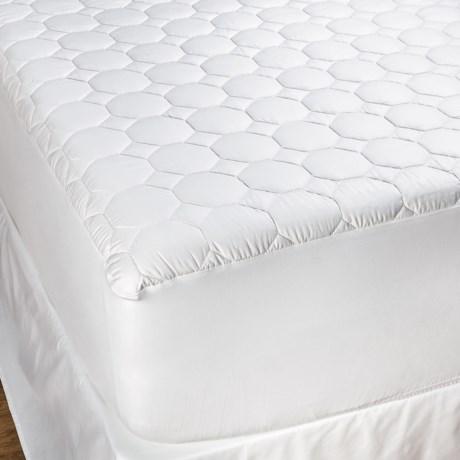 DownTown Luxury Cotton Mattress Pad - Queen