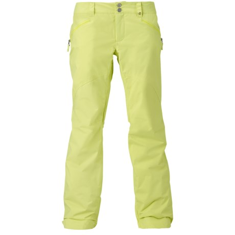 Burton Society Snowboard Pants - Waterproof, Insulated (For Women)