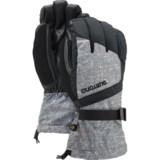 Burton Profile Touch-Fasten Gloves - Waterproof, Insulated (For Men)