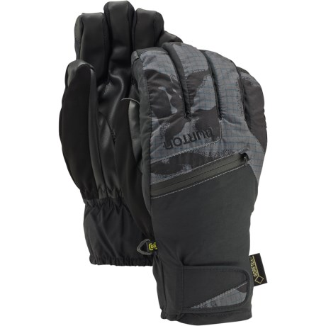 Burton Gore-Tex® Under Gloves - Waterproof, Insulated (For Men)