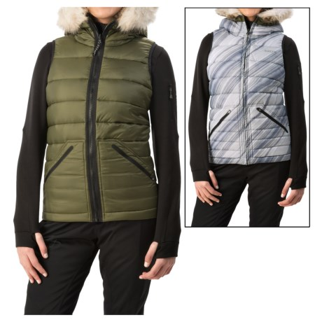 Burton Vesta Snowboard Vest - Insulated, Reversible (For Women)