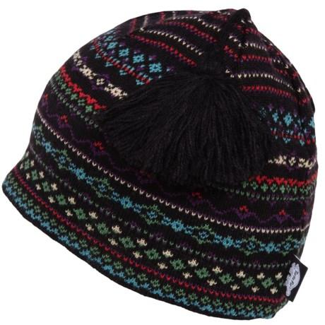 Turtle Fur Akka Beanie - Merino Wool (For Men)