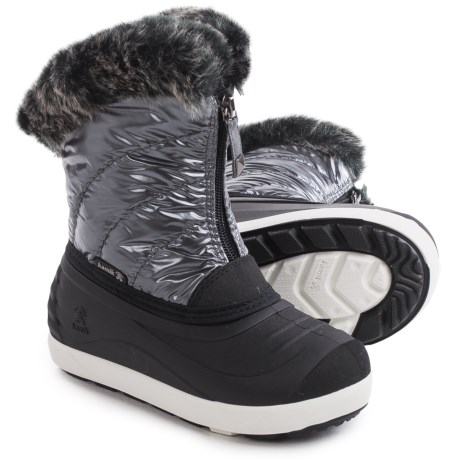 Kamik Snowflare Snow Boots - Waterproof (For Little and Big Girls)