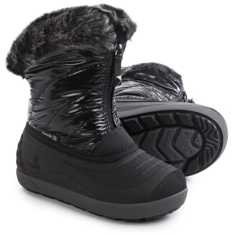 Kamik Snowflare Pac Boots - Insulated (For Toddlers)