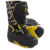 Kamik Snowbank 2 Pac Boots - Waterproof (For Toddlers)