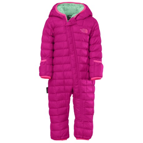 The North Face ThermoBall® Bunting - Insulated, Fleece Lined (For Infants)