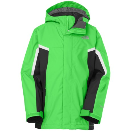 The North Face Nimbo TriClimate® 3-in-1 Jacket - Waterproof, Hooded (For Little and Big Boys)