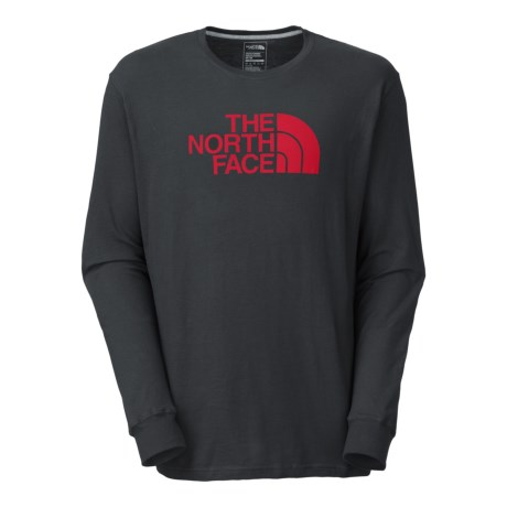 The North Face Half Dome T-Shirt - Long Sleeve (For Men)