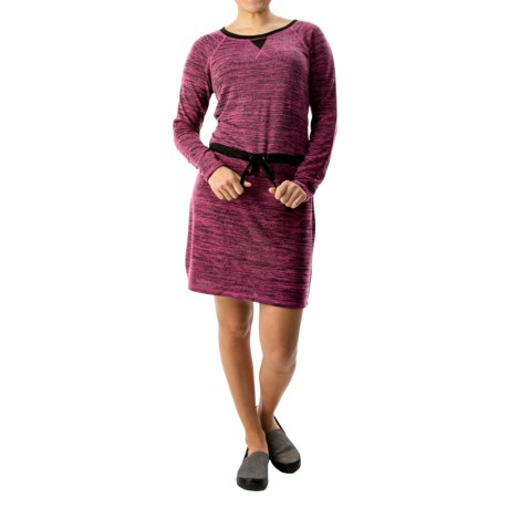 Balance Collection Emma Dress - Relaxed Fit, Long Sleeve (For Women)