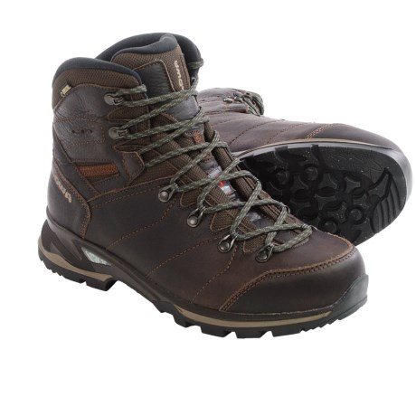 Lowa Yukon Ice Mid Gore-Tex® Snow Boots - Waterproof, Insulated (For Men)