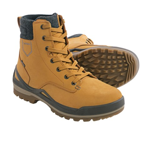 Lowa Oslo Gore-Tex® Mid-Winter Snow Boots - Waterproof, Nubuck (For Men)