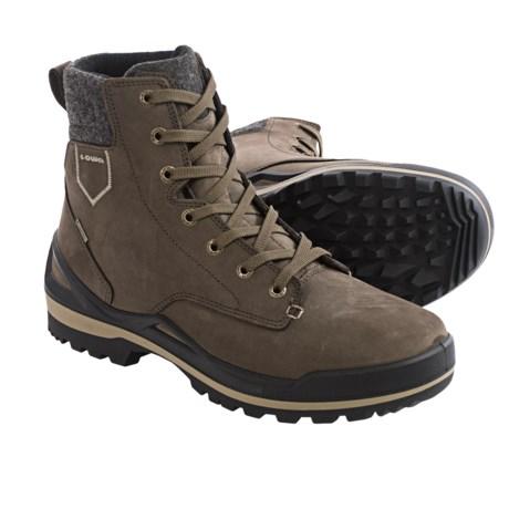 Lowa Oslo Gore-Tex® Mid-Winter Snow Boots - Waterproof, Nubuck (For Men)