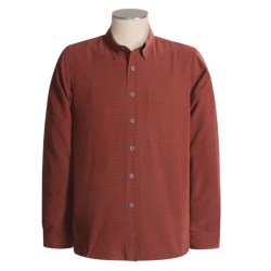 Royal Robbins Desert Pucker UPF Shirt - Sand Washed, Long Sleeve (For Men)