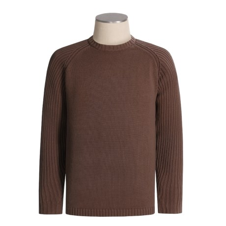 Rugged Heavy Cotton Sweater - Review of Royal Robbins Everest ...