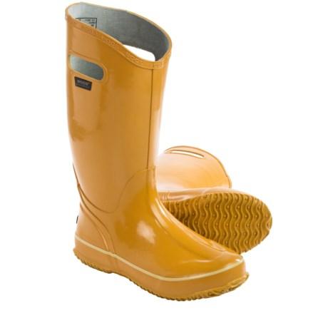 Bogs Footwear Solid Color Rain Boots - Waterproof (For Women)