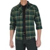Wrangler Retro Plaid Shirt - Snap Front, Long Sleeve (For Men)