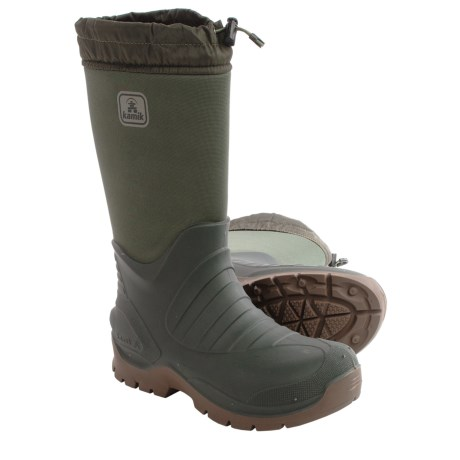Kamik Coldcreek Snow Boots - Waterproof (For Men)