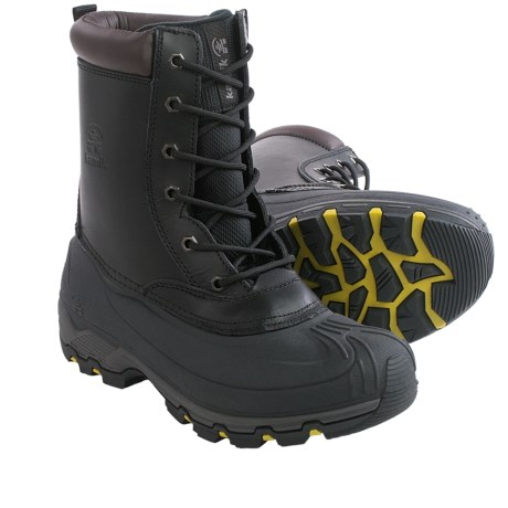 Kamik Thinsulate® Habitant Snow Boots - Waterproof (For Men)
