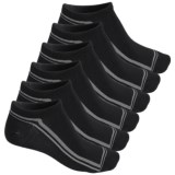 No-Show Socks - 6-Pack, Below the Ankle (For Men)