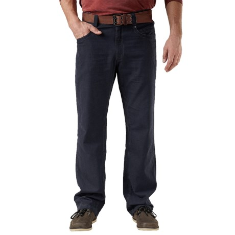 Royal Robbins Green Jean Pants - UPF 50+ (For Men)