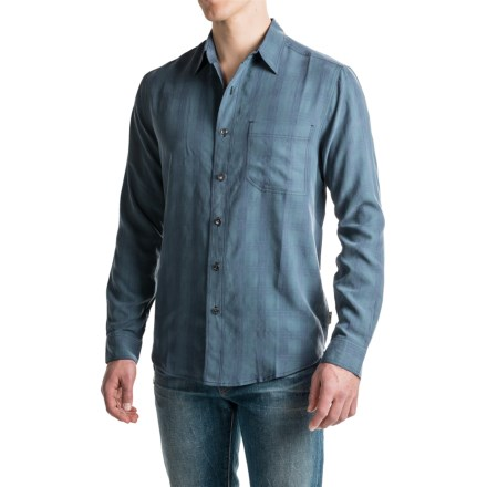 Royal Robbins San Juan Plaid Shirt - UPF 25+, Long Sleeve (For Men) in Navy - Closeouts