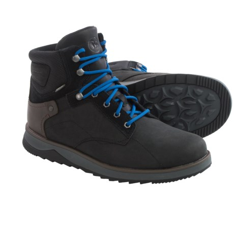 Merrell Epiction Mid Lace Boots - Waterproof, Leather (For Men)